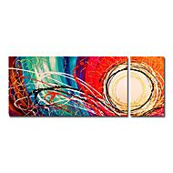 Hand-Painted+Abstract+Two+Panels+Canvas+Oil+Painting+For+Home+Decoration+–+GBP+£+142.78