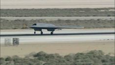Phantom Ray First Flight