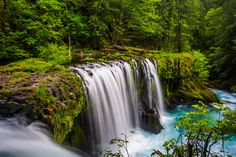 Go chase waterfalls! Experiencing awe helps us be more giving