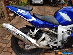 2001 Yamaha YZFR6 YZF R6 Motorcycle for Sale