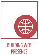 We will build a web around your website and help it get recognized by search engines.