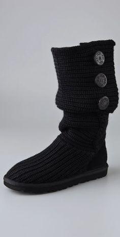 UGG Australia Classic Cardy Boots - StyleSays