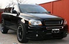 Volvo XC90 V8 Executive Car Black