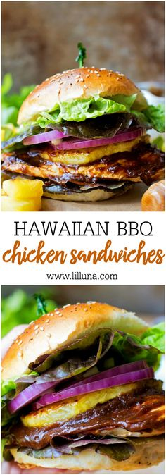 Hawaiian BBQ Chicken