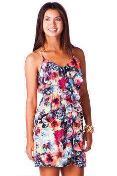 Anaheim Printed Dress from francescas