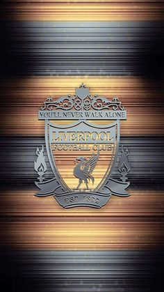 Liverpool Poster, Fc Liverpool, You'll Never Walk Alone, Walking Alone, Chevrolet Logo