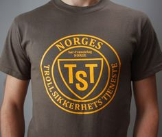 Trolljegeren The Troll Hunter Norway TST Trollsikkerhetstjeneste lastexittonowhere T-Shirt