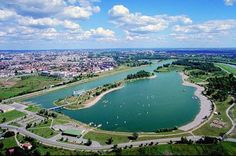 Lake Jarun between day and night, winter and summer, Jarun Lake features activities for all age groups.