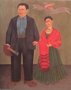 de Frida Kahlo (1907-1954, Mexico)                                                                                                                                                     Plus