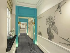 The Ampersand Hotel London - Victorian Architecture With Modern Whimsical Decor…