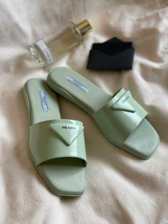 Mules Shoes, Flats, Sandals, Black Mules, Nice Asses, Perfume, Luxury Shoes, Pool Slides, Prada