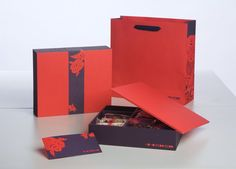 Ecoh Chinese New Year Gift Set on Behance