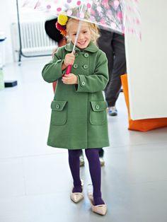 Patch Pocket Coat 09/2012