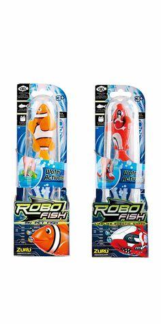Robo Fish $19.99 each