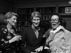 Nan Kempner, YSL, and Carrie Donovan