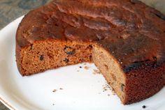 This Paleo Honey Cake (or Lebkuchen) is the perfect dessert for your gluten-free Rosh Hashanah dinner.