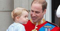 A királyi család legédibb apa-fia pillanatai Vilmos herceg és elsőszülöttje biztos mosolyt csalnak az arcodra! -> http://www.fashionfave.com/a-kiralyi-csalad-legedibb-apa-fia-pillanatai#utm_source=pinterest&utm_medium=pinterest&utm_campaign=pinterest