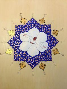 Hat pattern tulip 60 New ideas Islamic Art Pattern, Pattern Art, Islamic Art Calligraphy, Calligraphy Alphabet, Calligraphy Fonts, Celtic Art, Celtic Dragon, Jugendstil Design, Mehndi Art Designs