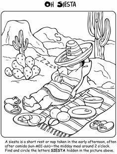 Welcome to Dover Publications Let's Learn about Mexico: Activity and Coloring Book