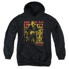 Elvis - Comeback Spotlight Youth Pull-Over Hoodie