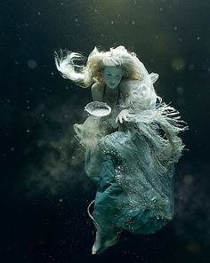 Water fairy (naiad) Photo by Zena Holloway