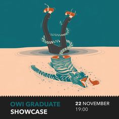 2016 OWI Student Showcase 22 November, Open Window, Campaign, Student, Movie Posters, Art, Art Background, Film Poster, Kunst