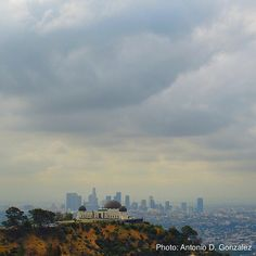 See these picturesque clouds over Los Angeles? Well, they could drop some rain today, like Santa Barbara's been seeing. Send your weather photos our way with the hashtag #NBC4You while we're tracking this weather system. (Photo: @adg.photography)