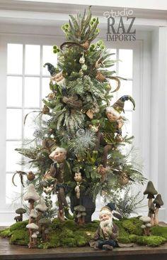 Yule tree - Winter Solstice