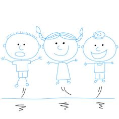 How to Draw Children | Fun Drawing Lessons for Kids & Adults