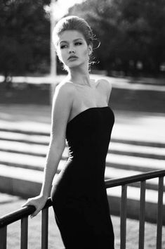 black elegant