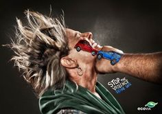 Stop the Violence – Creative Prevention Campaign