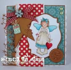 Molly Blooms card Dressing the Tree - Google Search