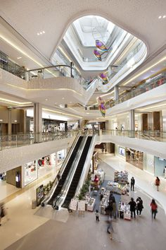 First Large-Scale Integrated Retail and Lifestyle Complex for Kunshan