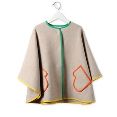 Sandy Florence Cape - Stella Mccartney Kids