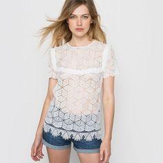 Blouse dentelle et maille - cream ladies blouse, white black blouse, red blouse womens *sponsored https://www.pinterest.com/blouses_blouse/ https://www.pinterest.com/explore/blouse/ https://www.pinterest.com/blouses_blouse/blouse-designs/ https://origin-shop.guess.com/en/Catalog/Browse/women/tops/blouses/