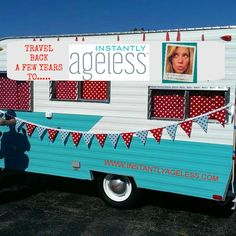 Instantly Ageless on WHEELS!!!  Let's ROLL back time!!!  HA HA!!  www.instantlytimeless.com Lets Roll, Timeless Beauty, Take Care Of Yourself, Wheels, Van, Let It Be, Travel, Viajes, Ageless Beauty