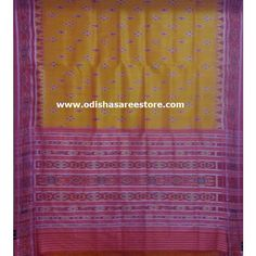 Beautiful collection of Indian silk saree weaving at #Sambalpur available online. Buy now: http://www.odishasareestore.com/handloom/oss026-bapta-silk-style-sarees-online-shop/p-5405372-24422037065-cat.html#variant_id=5405372-24422037065