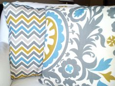 Pillow Decorative Pillows Throw Pillow Covers by fabricjunkie1640, $32.00