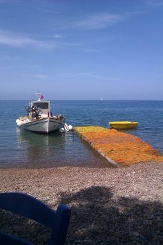 Lambi beach, Patmos island - Greece