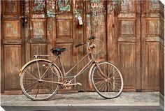 Picture-Vintage Graffiti Bike II