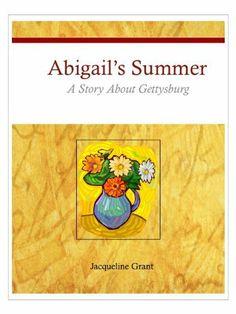Abigail's Summer by Jacqueline Grant, http://www.amazon.com/dp/B004XJCUAM/ref=cm_sw_r_pi_dp_XPoctb1KHBKJV