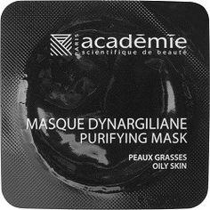 Очищающая глиняная маска http://www.academie.com.ua/masque-dynargiliane-1/ Маска Academie для кожи с избытком липидов (жирной кожи) обладает прекрасным абсорбирующим действием: удаляет излишки жира, придает коже красивый матовый оттенок. Оказывает вяжущее и антисептическое действие, эффективно сужает поры. Отзыв клиента: Татьяна: Маска не только отлично очищает кожу, на сколько вообще способна сделать это маска, из моего опыта. В очищении - она лучшая из всего, что у меня было. Особенно…