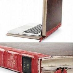 MacBook Pro Bookcase Cover