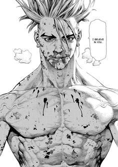 Read manga Sun-Ken Rock Sun-ken Rock 163 - Vol 021 online in high quality