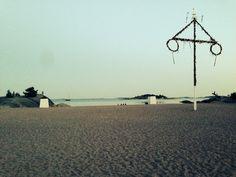 SeaHorse Grand Prix 2014, Hanko, Finland. Photo taken 11pm without flash.