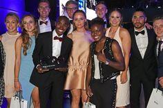 Les GQ Men of the Year Awards Auront une Nouvelle Fois Attiré du Beau Monde Stella McCartney et Certaines Membres de l'Équipe Olympique Britannique