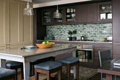 Beautiful Kitchen Backsplashes - Traditional Home®