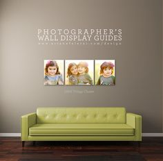 wall displays for photographers