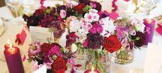 Von Leidenschaft bis Lebenslust - über die Farben der Blumen zur Hochzeit