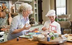 Mothers Day (Happily) Spent in the Kitchen on PaulaDeen.com